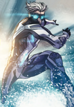 Quicksilver (Infinitiverse)
