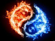 Yin-and-Yang-Flame-Fire-font-b-Rendering-b-font-Art-Huge-Print-Poster-TXHOME-D3002