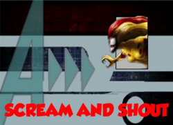 106-Scream and Shout