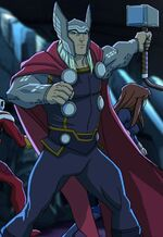 Thor odinson earth-609