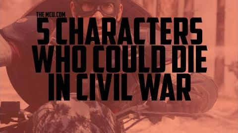 5 Characters who could die in Civil War
