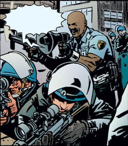 New York City Police Department (Earth-774237) 001