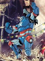 Red Hulkbuster 61615