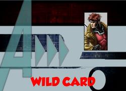 58-Wild Card