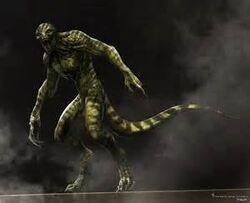 Lizard (Marvel Ultimate Allaince)
