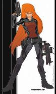 Black Widow (Earth-1111)-0