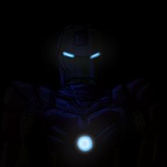 Dark iron man