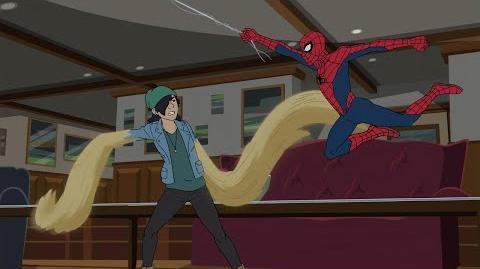Marvel's Spider-Man Season 1, Ep. 7 - Sneak Peak