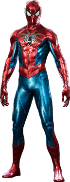 SpiderMan-Armor