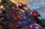 Avengers by parisalleyne-d9iyp5x