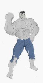 Ultiverse Grey Hulk