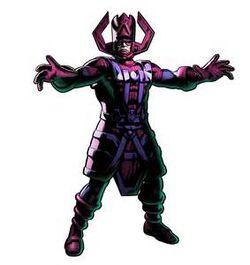 Galactus (Marvel Ultimate Alliance)