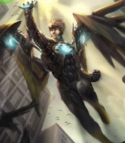 Angel (X)