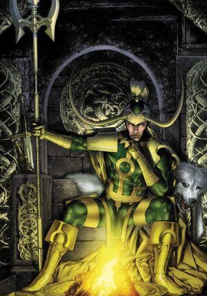 Loki Disambiguation