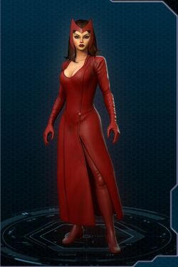 Scarlet Witch (Earth-727)