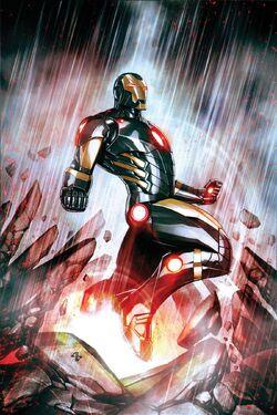 Evil Iron Stark Earth-61616