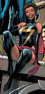 Monica Reambeau as Ms marvel or Marvel Woman for My Earth-TRN145