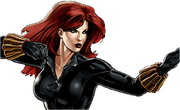 Black Widow Dialogue