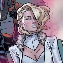 Emma Frost (Infinitiverse)
