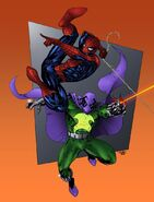 Spidey Thursday 11 SpiderGuile by LordVenom05