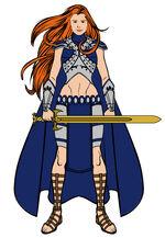 Brünnhilde Buðlidóttir (Earth-515)