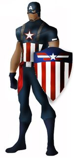 Captain America Isaiah Bradley