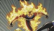 Human Torch (Infinitiverse)