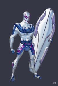 Silver Surfer (Earth-1111)