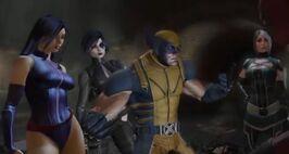 X-Men (Earth-TRN284) 001