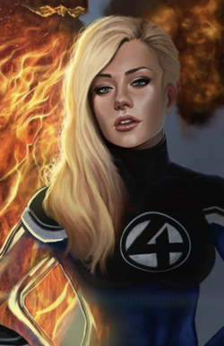 Invisible Woman (Infinitiverse)