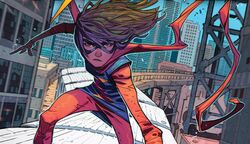 Ms. Marvel (Outsiders)