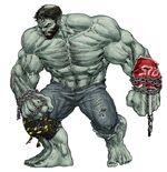 Hulk(TonyStark)
