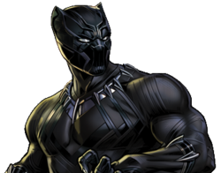 Black Panther (A!)
