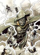 Doc Doom Rage Earth-61615