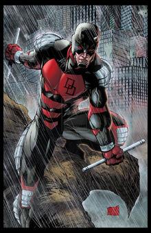 Daredevil dystopian future