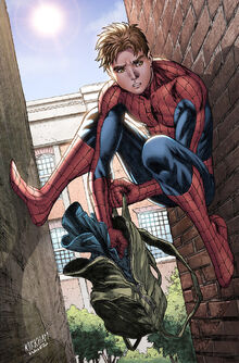 Peter Parker (Earth-1610) 001