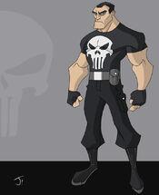 Punisher animated