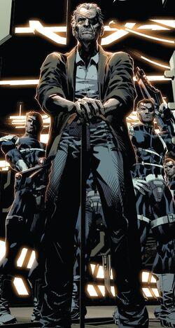 Nick Fury Sr. 61615