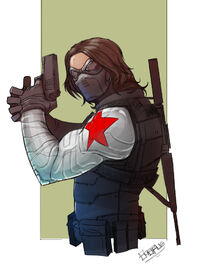 Winter Soldier (Earth-1111)