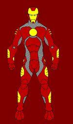 Iron Man Mk6 1862