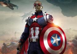Captain America (Outsiders)