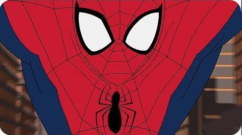 Marvel's SPIDER MAN Teaser Trailer SEASON 1 (2017) New Disney XD Series-0