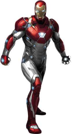 NicePng iron-man-comic-png 7658259