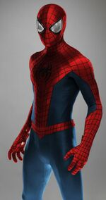 Spidey new costume
