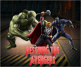 Rescuing the Avengers Arc