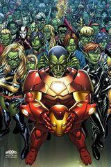 Skrulls conquered earth