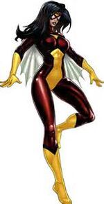 Spider-Woman (Marvel Ultimate Alliance)