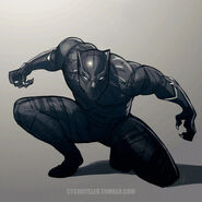 Black Panther (Earth-1111)