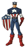 Captain America WWII (Earth-9860)