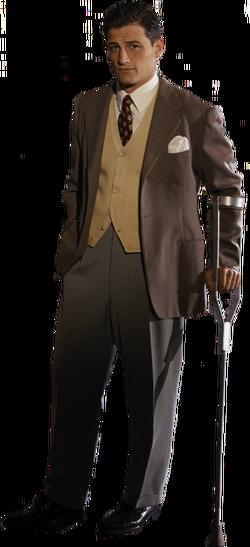 Agent Daniel Sousa